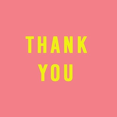 Xani says thank you